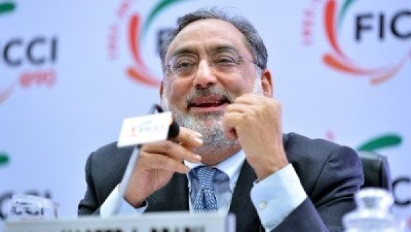 Former Jammu and Kashmir finance minister Haseeb Drabu.
