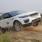 Tech Beats Skills When It Comes To Off-Roading in Today's SUVs