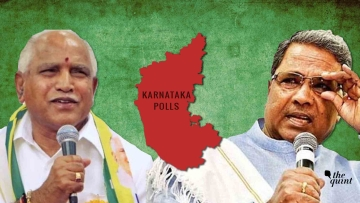 The Karnataka Assembly elections will be held on 12 May.