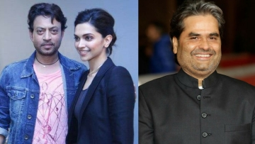 Irrfan Khan, Deepika Padukone and Vishal Bhardwaj.