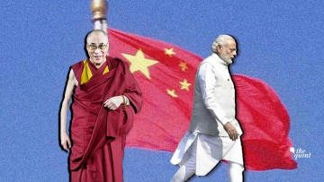If the Dalai Lama is seen playing ducks and drakes with India, then there is every reason for India to keep off and not be used by the Tibetans in exile, writes Bharat Bhushan.