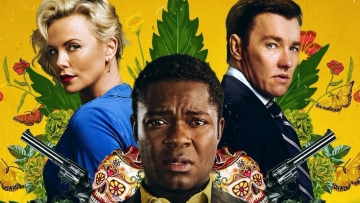 A still from <i>Gringo</i>.