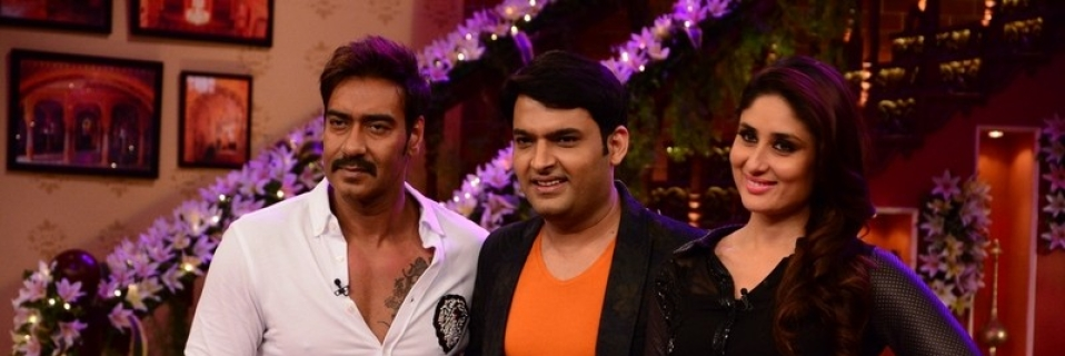 Ajay Devgn to Return On Kapil Sharma's New Show - The Quint
