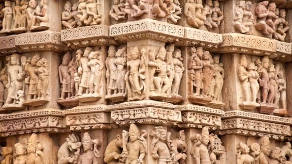 Khajuraho Group of Monuments is recognised as a UNESCO world heritage site.