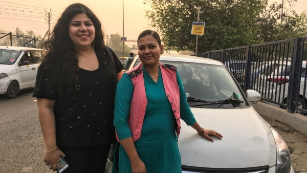 From a man who asks his family to seek inspiration from these drivers to people passing sexist comments, these women cabbies face the good and bad with equal elan.