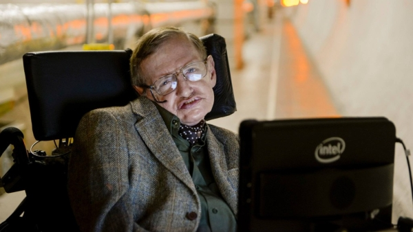 Stephen Hawking served as an inspiration to countless persons with disabilities.