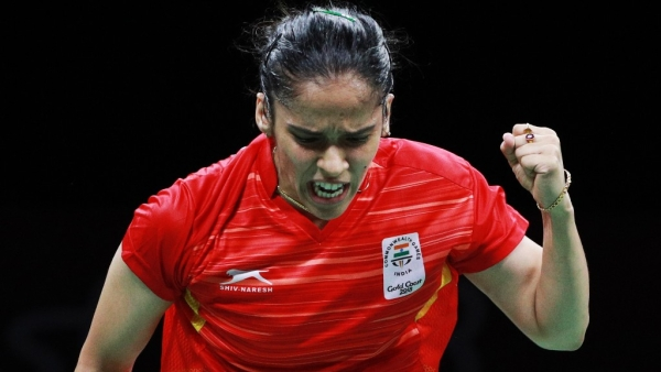Saina will play second seed Nozomi Okuhara of Japan in the last-eight stage of the first Super 500 tournament of the year on Friday.