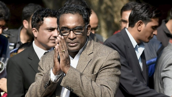 Impeachment Can't Be Answer to Every Question: Justice Chelameswar