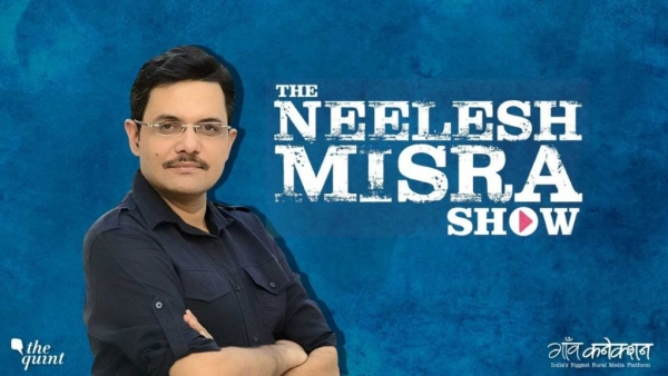 "Watch heroic stories every week on ""The Neelesh Misra Show."""