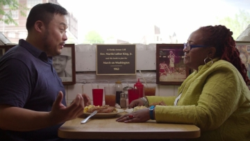 A still from <i>Ugly Delicious.</i>