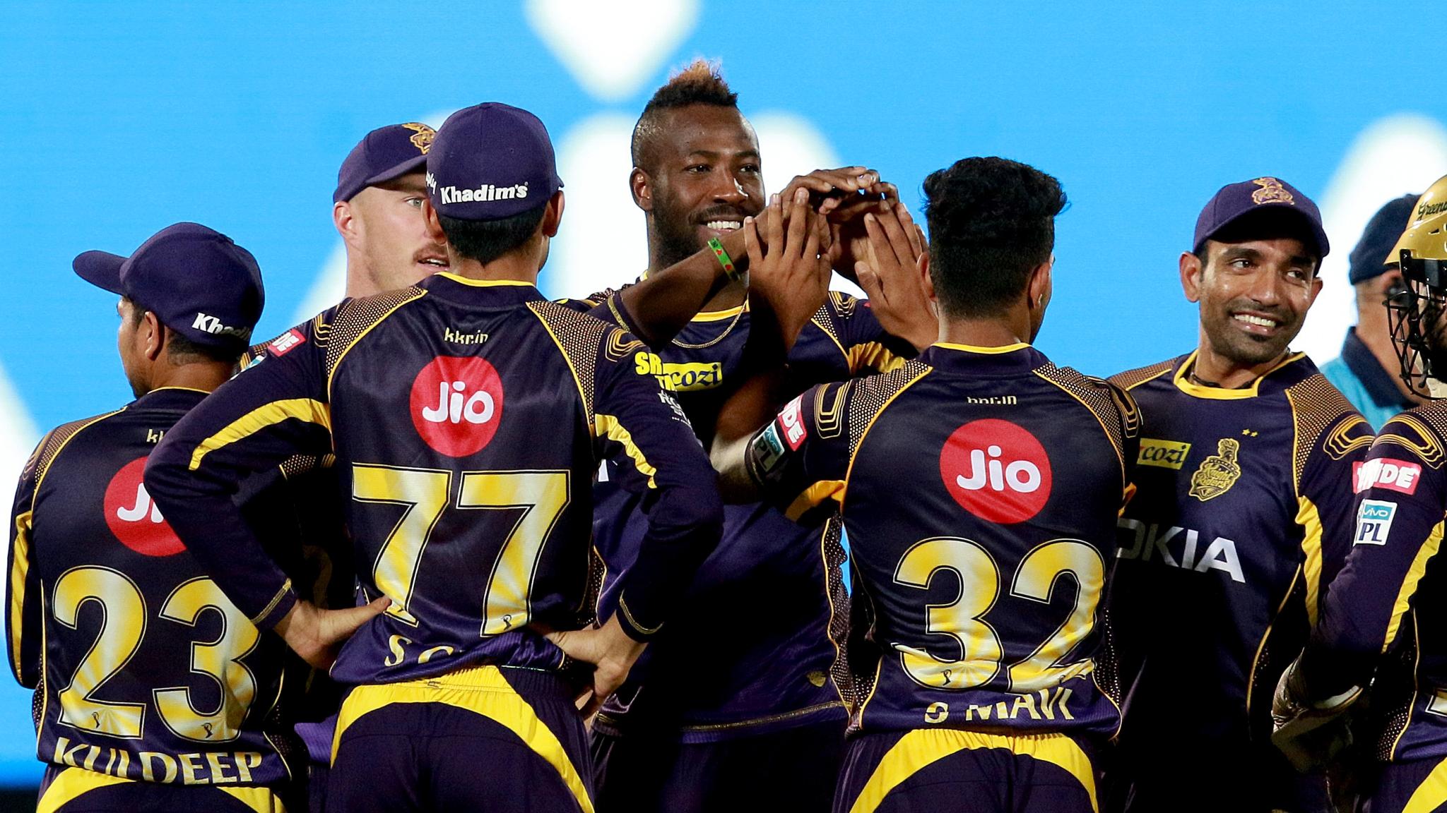 While Squad on Break, Few KKR Players Sent to 'Practise' in Mumbai