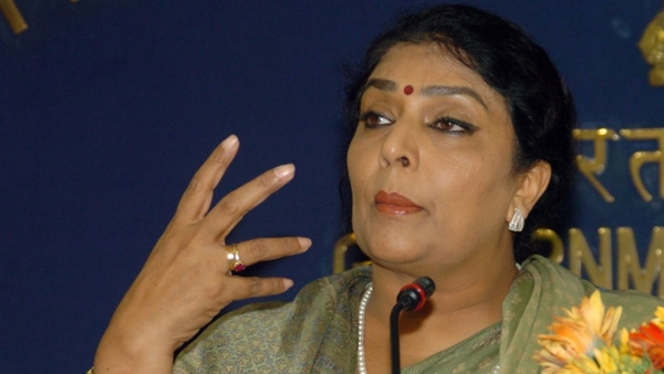 Renuka Chowdhary, Congress leader.
