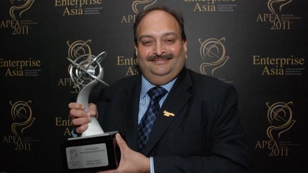 Mehul Choksi, Chairman, Gitanjali group.