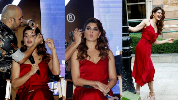 Jacqueline Fernandez on the hot seat.