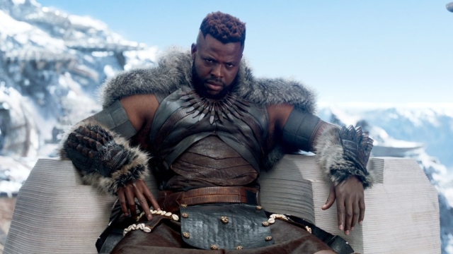 Winston Duke, who played the role of M'Baku in <i>Black Panther</i> is a big fan of SS Rajamouli's <i>Baahubali</i>.