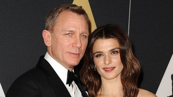 Rachel Weisz & Daniel Craig Are Expecting Their First Child