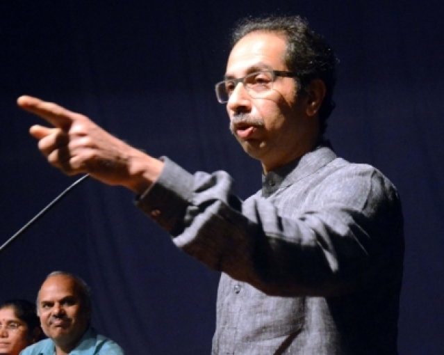 Uddhav Thackeray. (File Photo: IANS)