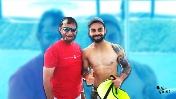 Sandeep Patil writes about the evolution of Virat Kohli that he has witnessed over the years.