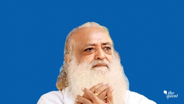 Asaram Bapu's journey from a tea seller as a kid to a 'godman' with over 2 crore followers is nothing but exceptional.