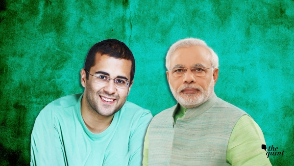 On Bhagat's birthday, let's trace the course of his change of heart towards Modi.