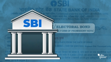 The Quint's investigation further suggests the State Bank of India  is in close daily contact with the Ministry of Finance on matters related to the issuing of electoral bonds.