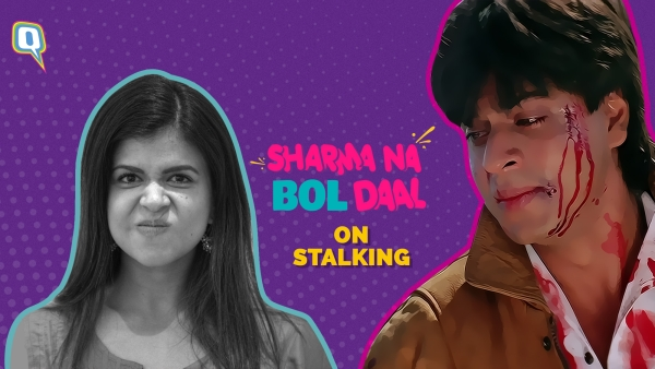 Watch what Delhiites think about stalking.