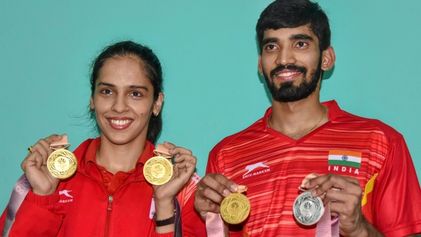 Saina Nehwal is in hot form having won the gold medal at the 2018 Commonwealth Games. Kidambi Srikanth in the top seed in the men's draw.