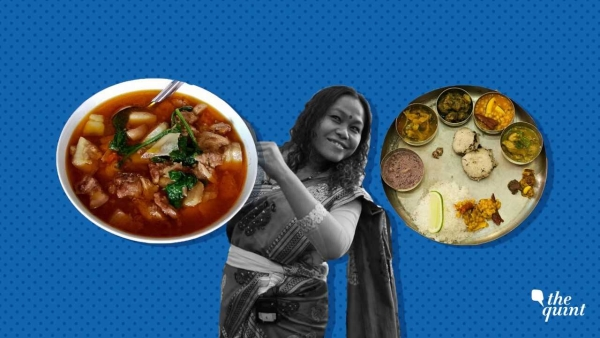 Red ant eggs and silkworm pupae are delicacies that you must try, says home chef Gitika Saikia.