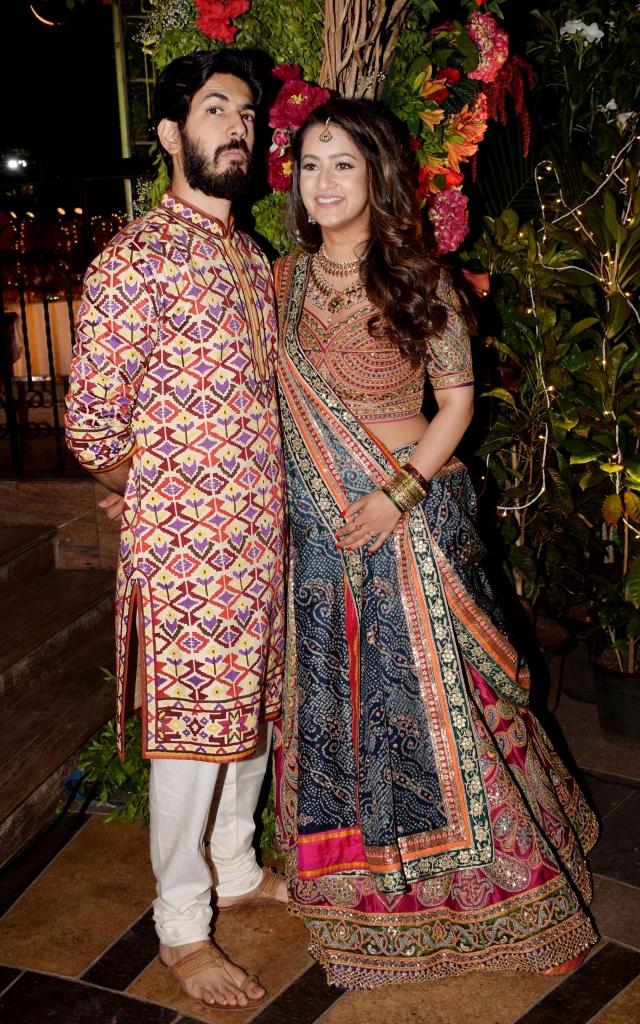 In Pics: Aishwarya, Sonam, KJo Attend a Star-Studded Wedding