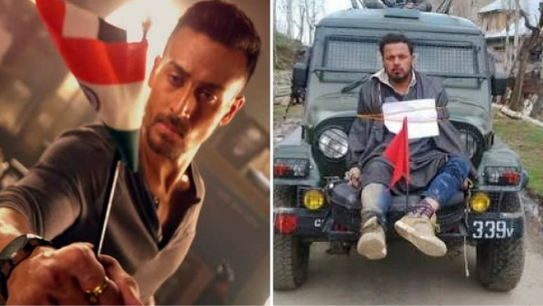 India Divided Over Tiger Shroff Pulling a Major Gogoi in Baaghi 2