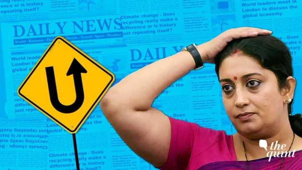 Smriti Irani's I&B ministry issued and withdrew its fake news directive - all in 15 hours.