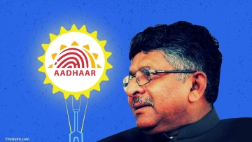 Union Minister Ravi Shankar Prasad had said that linking mobile numbers to Aadhaar was directed by the Supreme Court of India