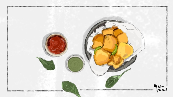 The<i> pakoda</i>, in all its avatars, represents what it means to be #Basic when it comes to <i>desi</i>-ness.
