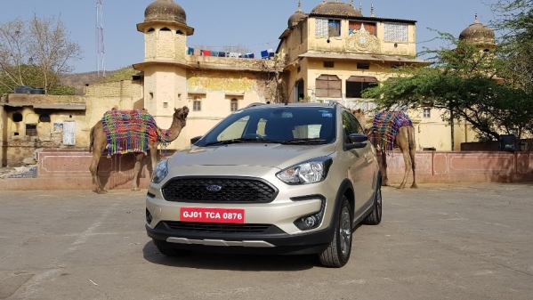 Ford Freestyle CUV is more than just a Figo with additional ground clearance.