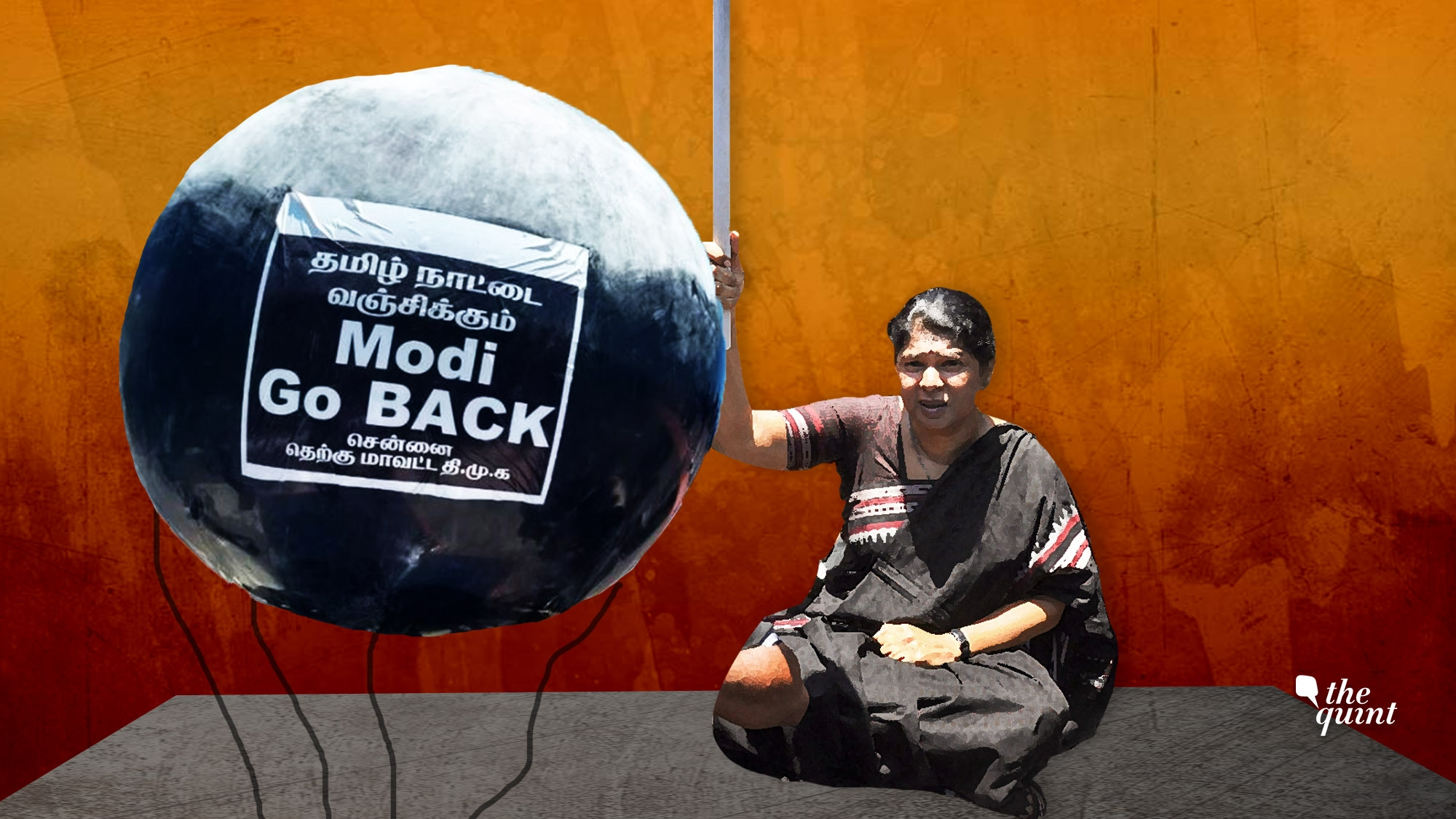 Mamata Supports Kanimozhi, Says Modi Trying to Threaten Opposition