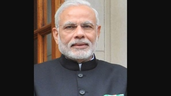 PM Modi's photograph as featured in Wikipedia's page titled 'List of Prime Ministers of India'.