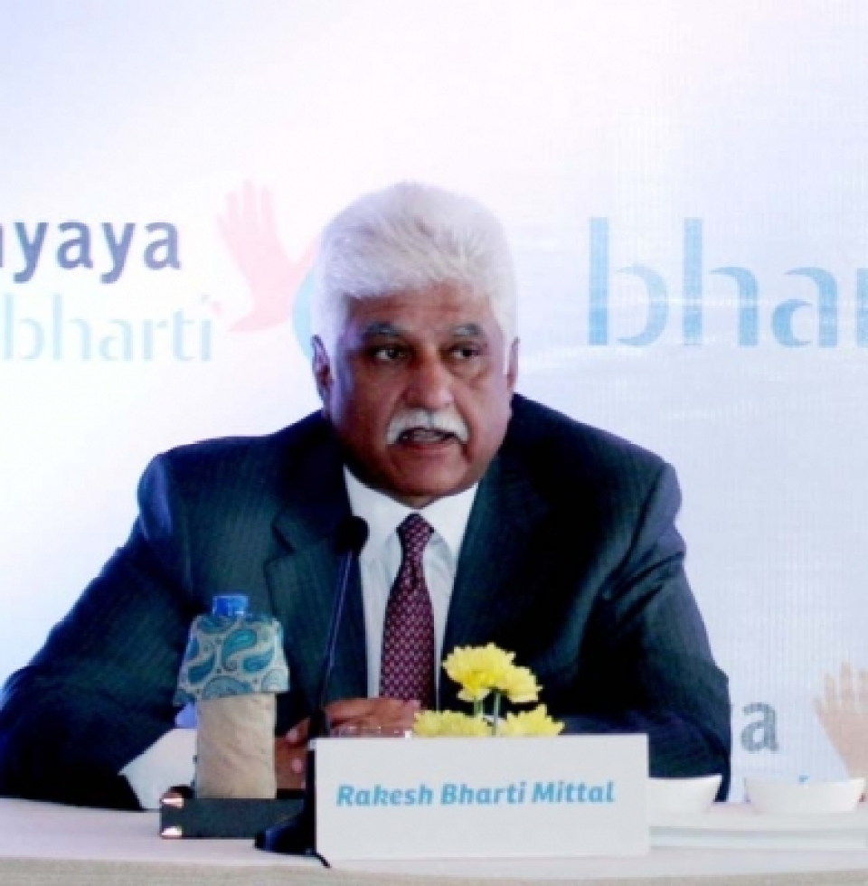 CII appoints Rakesh Bharti Mittal as new President - The Quint