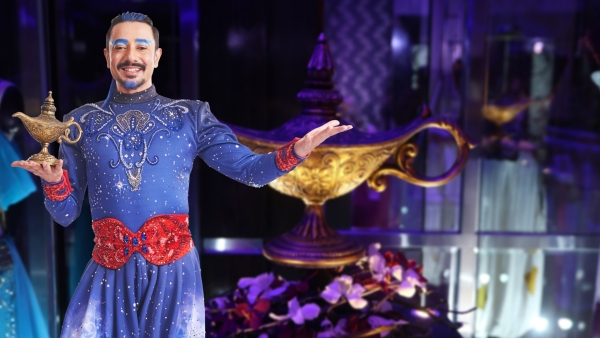 Disney's <i>Aladdin The Musical </i>comes to India.