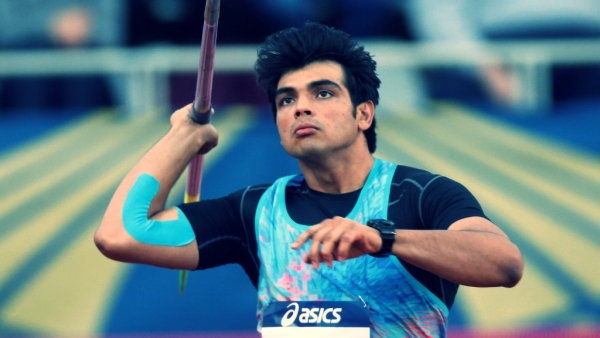 File photo of Neeraj Chopra.