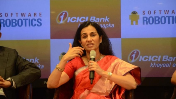 Chanda Kochchar, MD and CEO of ICICI Bank