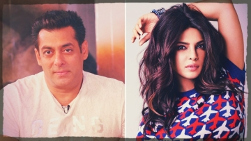 Priyanka Chopra signed on for Salman Khan-starrer <i>Bharat.</i>
