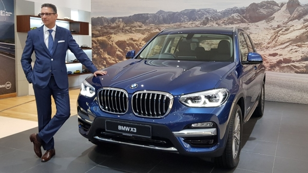 2018 BMW X3 Launched In Two Variants, Prices Start at Rs 50 Lakh