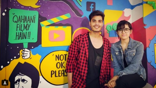 Shirley Setia & Gurnazar Chattha Spin The Quint's Song Wheel