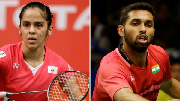 Saina Nehwal and H S Prannoy went down fighting in the women's and men's singles semifinals on Saturday, 27 April.