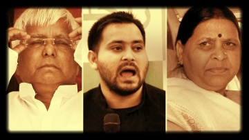 A Central Bureau of Investigation (CBI) official said that the agency had filed a case against Lalu Prasad, his wife and former Bihar Chief Minister Rabri Devi, his son and former Bihar Deputy Chief Minister Tejashwi Yadav and others.