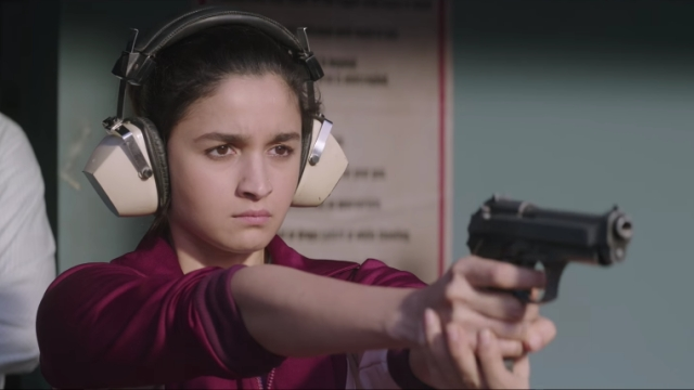 Alia Bhatt in <i>Raazi.</i>