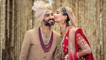 Sonam Kapoor changed her name to Sonam Kapoor Ahuja, within hours of her wedding.