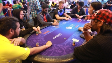 Poker Sports League saw over 20,000 participating to grab five spots in 11 teams.