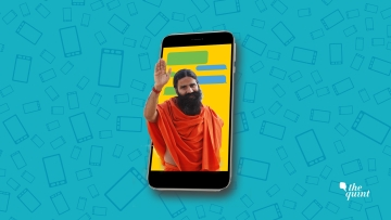 Baba Ramdev has launched a WhatsApp rival messaging app, 'Kimbho'. What goes on inside? Take a look.