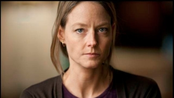 """I want to direct and I will direct more than I acted"", says Jodie Foster."